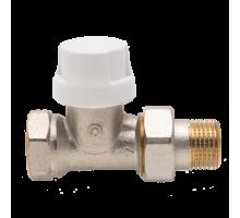Термостатический клапан прямой PRADO ДУ-15