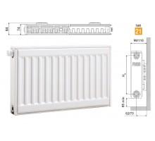 Радиатор PRADO Classic 21x300x400